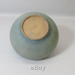 1918 Newcomb College Arts & Crafts Pottery Jonquil Daffodil Bowl Vase