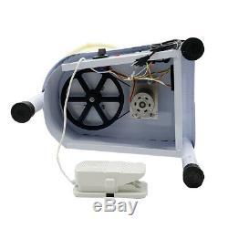 350W Electric Pottery Wheel Machine For Ceramic Work Clay Art Craft DIY Dia. 25cm