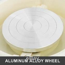 35CM Pottery Wheel Pottery Machine For Ceramic Work Ceramics Clay Foot Pedal Art