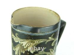A Stunning Martin Brothers Arts & Crafts Pitcher in The Renaissance style