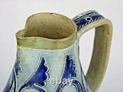 A Super Martin Brothers Arts and Crafts Pitcher- R W Martin