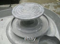 Amaco 1-101 Potters Wheel American Art Clay Co Pottery 2 Speed