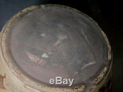 Antique Arts Crafts Weller Art Pottery Jardiniere DECHIWO Lorber Satyrs Devils