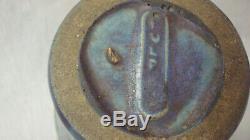Antique C. 1916-20 FULPER Arts & Crafts Art Pottery Vase. Exc. Cond! NoResrv