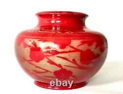 Arts & Crafts Bernard Moore Flambe Lustre Vase Annie Ollier c. 1905/15