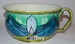 Arts and Crafts Art Nouveau Minton Pottery Secessionist Chamber Pot/Planter