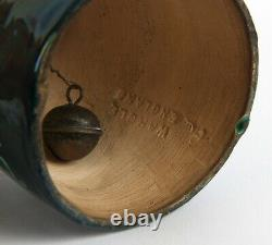 Blanche Vulliamy Wardle Pottery Grotesque Bell Arts and Crafts Brannam