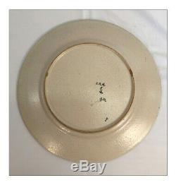 C1912 Saturday Evening Girls SEG Arts Crafts 10 Plate Eva Geneco Rose Bacchini