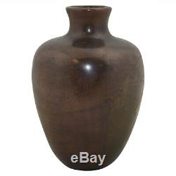 Clewell Copper Clad Weller Pottery Fish In The Seaweed Arts and Crafts Vase
