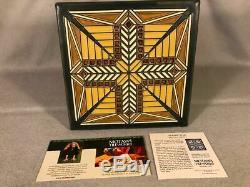 Dana-Thomas Arts & Crafts Unframed Tile, Frank Lloyd Wright, Motawi Tileworks