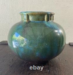 FULPER Art Pottery Vase Shape 531 Flambé Glaze Arts & Crafts