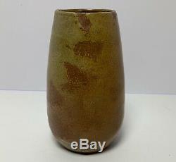 Frederick Rhead Santa Barbara California Art Pottery Vase Arts & Crafts Signed