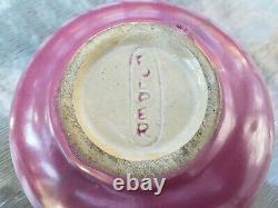 Fulper Pottery Two Handle Arts And Crafts Drip Glaze Vase #452