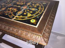Great California Catalina Arts & Crafts 6 Tile-Top Table Malibu Taylor Tilery