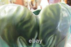 Large Arts and Crafts Hampshire Art Pottery Vase