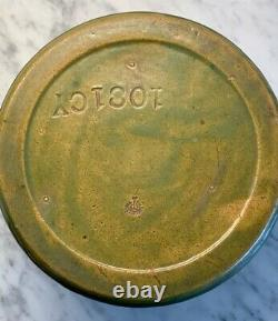Large Rookwood Pottery Arts & Crafts Bowl c. 1903 #1081 CY 8 1/2