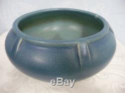 Lovely Antique Rookwood 1915 Arts & Crafts Matte Glaze Bowl #928e