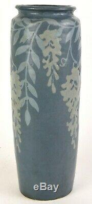 Mechanics Institute 15 Vase By L. E. Ditmas Arts And Crafts Walrath