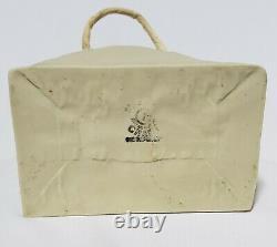 Michael Harvey Vase Craft #1 Brown Paper Bag Sack Ceramic Art Canada Twine
