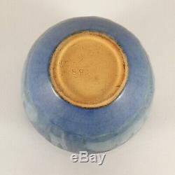 Newcomb College Pottery moon & moss day scenic landscape vase Arts & Crafts