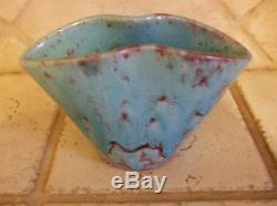 North State Pottery Vase Vernon Owen Arts And Crafts