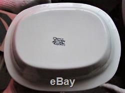 Old Roycroft Arts & Crafts Dish Buffalo Pottery 1926 Roycroft Mark