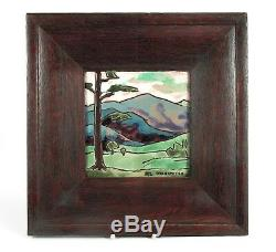 Paul Revere Pottery Saturday Evening Girls Mt Washington NH Tile Arts & Crafts