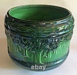 Rare Arts & Crafts McCoy Tree Jardiniere