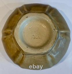 Rookwood Pottery Cabinet Bowl Arts and Crafts Era c. 1919 #2385