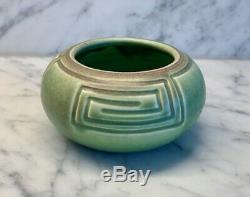 Rookwood Pottery Green Z Line Arts and Crafts Vase c. 1902 #214 E