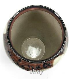 Rookwood Pottery Jens Jensen dogwood floral porcelain vase arts & crafts 1944