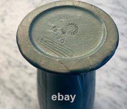 Rookwood Pottery Matte Arts and Crafts Vase c. 1913 William Hentschel 1356 9