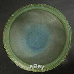 Rookwood Vintage Matte Green Low Bowl Arts & Crafts