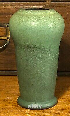 Van Briggle Pottery 1905 Arts and Crafts Vase Great Glaze