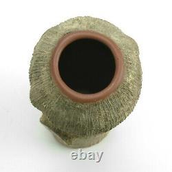 Van Briggle Pottery 1933 Worlds Fair vase shape 792 Arts & Crafts matte brown