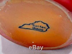 Vintage Selden Bybee Wheel Thrown Vase Kentucky Southern Arts & Crafts Pottery