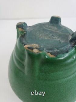Weller Pottery Bedford Matte Green Arts & Crafts Vase Circa 1915