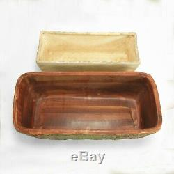 Weller Pottery rare Forest window box 16.75 scenic landscape Arts & Crafts